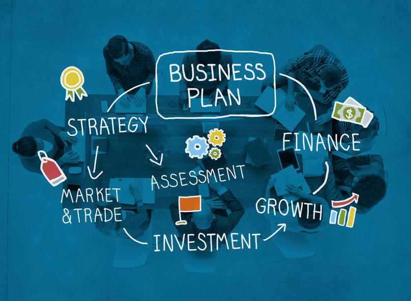 business plan strategy marketing vision finance growth